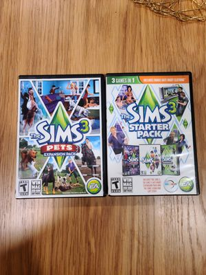 Sims PC Games for Sale in Hesperia, CA