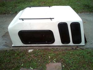 NEED GONE - Camper Top/Truck Cap for Sale in Davenport, FL
