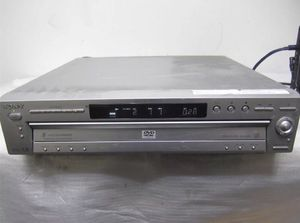 sony dvd cd 5 disc changer for Sale in Dallas, TX