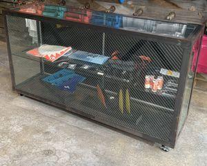 Steel / Wire Mesh Custom Display Cabinet for Sale in Miami Beach, FL