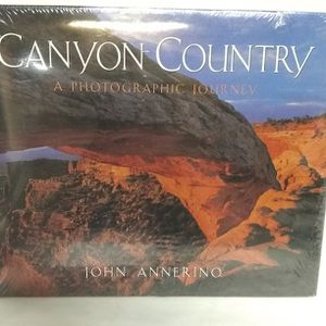 Canyon Country • A Photographic Journey for Sale in Glendale, AZ