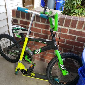 Kids cycle and scooter for Sale in Erie, PA