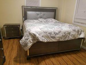 BedRoom Set King size for Sale in Pennsauken Township, NJ