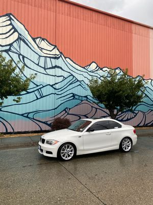 BMW 135I stock rims and tires for Sale in Seattle, WA