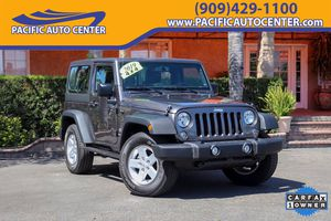 2018 Jeep Wrangler JK for Sale in Fontana, CA