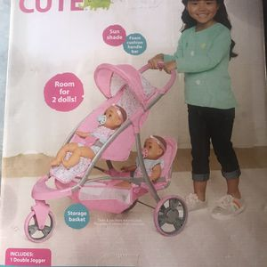 Double Jogger Stroller Kids for Sale in Milpitas, CA