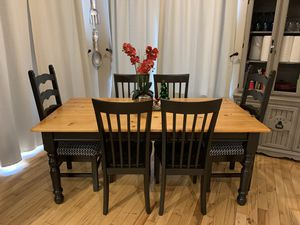 Kitchen Table and Chairs, Dining Room Table and Chairs for Sale in Auburn, CA