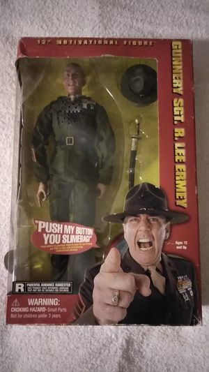 Gunnery SGT.R LEE Ermey. Collectible for Sale in Boston, MA