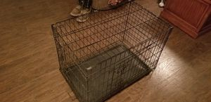 Medium size dog crate for Sale in Heber, AZ