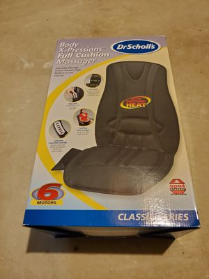 Dr. Scholl's Chair Massager for Sale in St. Peters, MO