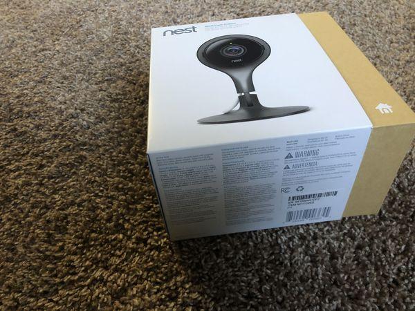 Nest Indoor Camera - Nest Cam