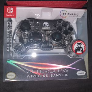 Nintendo Switch Controller Wireless Afterglow New for Sale in Miami, FL