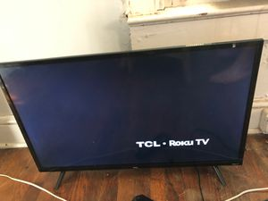 TCL Roku TV for Sale in Charlottesville, VA