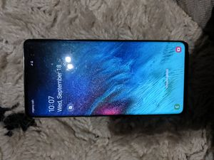 Samsung Galaxy S10+ unlocked AT&T carrier for Sale in Seattle, WA