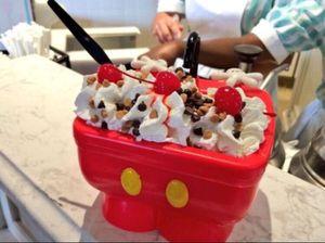 Disney Parks Mickeys kitchen Sink Sundae bowl for Sale in Avondale, AZ