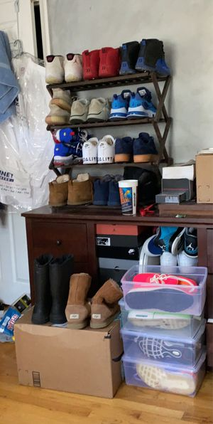 Jordan's, Yeezy 350 and 700, air maxes, air forces, uggs all 10 or 10.5 for Sale in Boston, MA