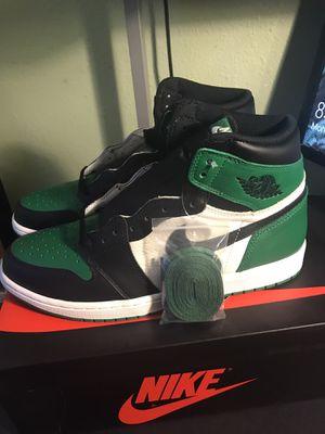 Jordan 1 Pine Green for Sale in Renton, WA