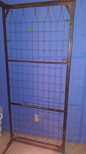 Twin bed frame with twin roll under frame for Sale in Greenville, SC