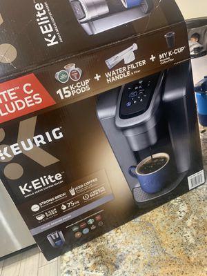 Keurig Elite C single serve coffee maker for Sale in Anaheim, CA