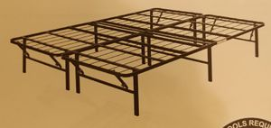 Bed Frame-Foldable-Queen for Sale in Portland, OR