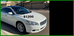 Price$12OO Nissan Maxima for Sale in Sioux City, IA