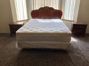 Like New Complete Bedroom Set for Sale in Clovis, CA