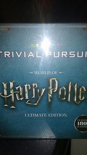 Trivial pursuit ( Harry Potter) ultimate edition. for Sale in Portland, OR