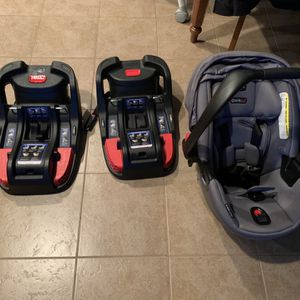 Britax Infant Car Seat And 2 Bases for Sale in Fort Worth, TX