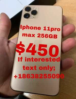 iPhone 11pro max for Sale in Miami, FL