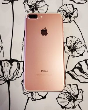 IPhone 7 Plus 32 GB Unlocked for Sale in Everett, MA