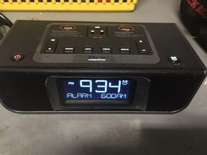 I Home Alarm clock $30( 3)available for Sale in Boynton Beach, FL
