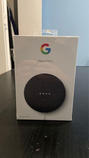 Google nest mini 2nd gen! for Sale in Germantown, MD