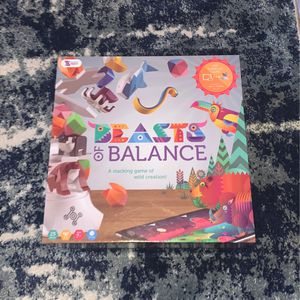 beast of balance app enabled stacking game for Sale in Corrales, NM