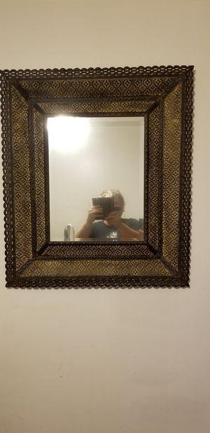Antique framed mirror for Sale in Goose Creek, SC