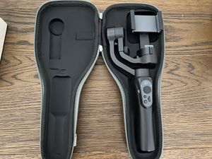 Zhiyun smooth Q gimbal stabilizer for phone and GoPro for Sale in McKinney, TX