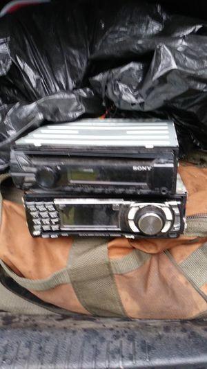 Sony cd radio x2 for Sale in Longview, TX