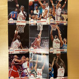 Collectors Clippers Basketball Cards And Courtside Season Tickets for Sale in Los Angeles, CA