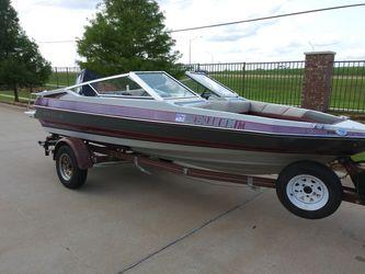 1990 maximum fish and ski boat for Sale in Oklahoma City,  OK
