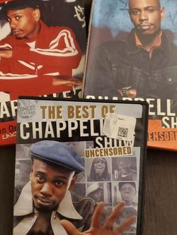 Chappelle's Show Dvd for Sale in Seattle,  WA