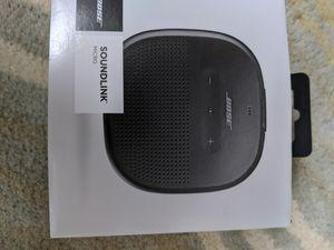 Bose SoundLink micro Bluetooth speaker for Sale in Bellevue, WA