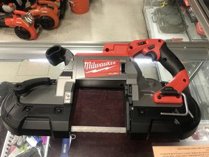 Milwaukee Bandsaw for Sale in Austin, TX