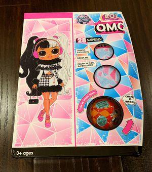 Non original LOL Surprise OMG Winter Disco Series Dollie Fashion Doll for Sale in West Covina, CA