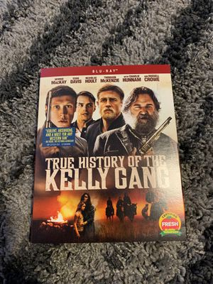 True history of the Kelly gang Blu-ray for Sale in Palmdale, CA
