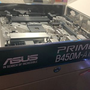 Asus Prime B450M- A ll for Sale in Marysville, WA