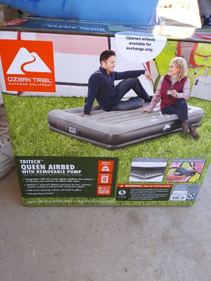 New ozark air mattress for Sale in Hesperia, CA