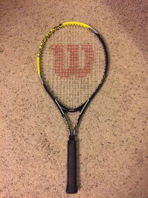 Wilson - Tennis Racket for Sale in Raleigh, NC
