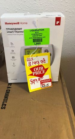 Honeywelll thermostat TKFH8 for Sale in Fullerton,  CA