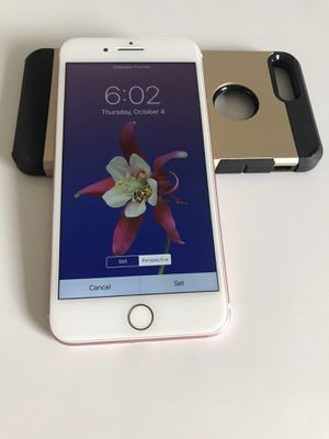 H🔥T DELIVERY NOW‼️🤩 IPHONE 7 PLUS 32GB UNLOCKED AT&T CRICKET METROPCS TMOBILE NET10 SIMPLE MOBILE VERIZON MOVISTAR CLARO TIM VIVO for Sale in Miami, FL