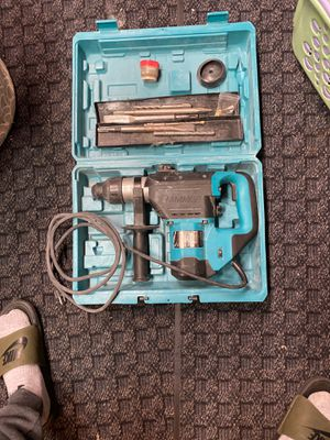 Makita hammer drill for Sale in Fontana, CA