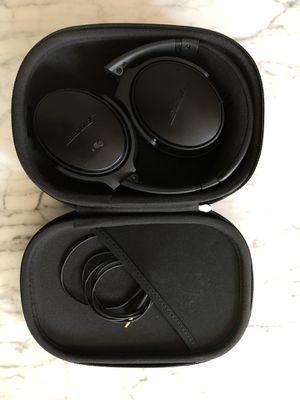 Bose QuietComfort 35 wireless headphones II (QC 35 II) Black for Sale in Mountain View, CA
